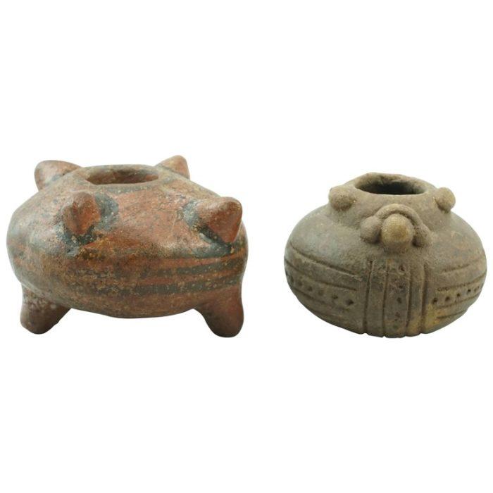 Pre Columbian Nicoya Peninsula Watershed Burial Vessels
