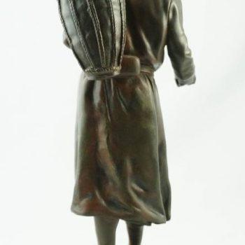 """Antoine Bofill """"Marchant D'eau Egyptian"""" French Art Nouveau Bronze"""