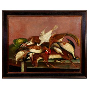 18th Century Nature Morte Dutch / French Oil Painting