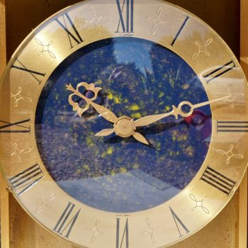 Rare Large Cartier Mantle Clock