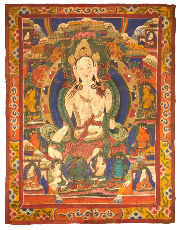What is a Thangka?