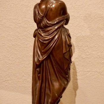 "Jean Baptiste, Auguste Clésinger French, 1814-1883 ""Helene"" F. Barbedienne"