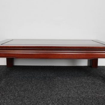Mid Century Chinese Rosewood Coffee Table