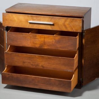 Gilbert Rohde Design for Living by Herman Miller Dresser, 1933